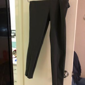 Gap zipper leggings